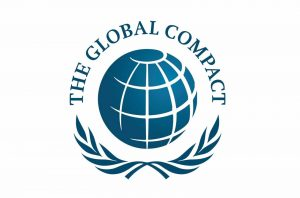 Logo The Global Compact Engagement Planete SAG Invest
